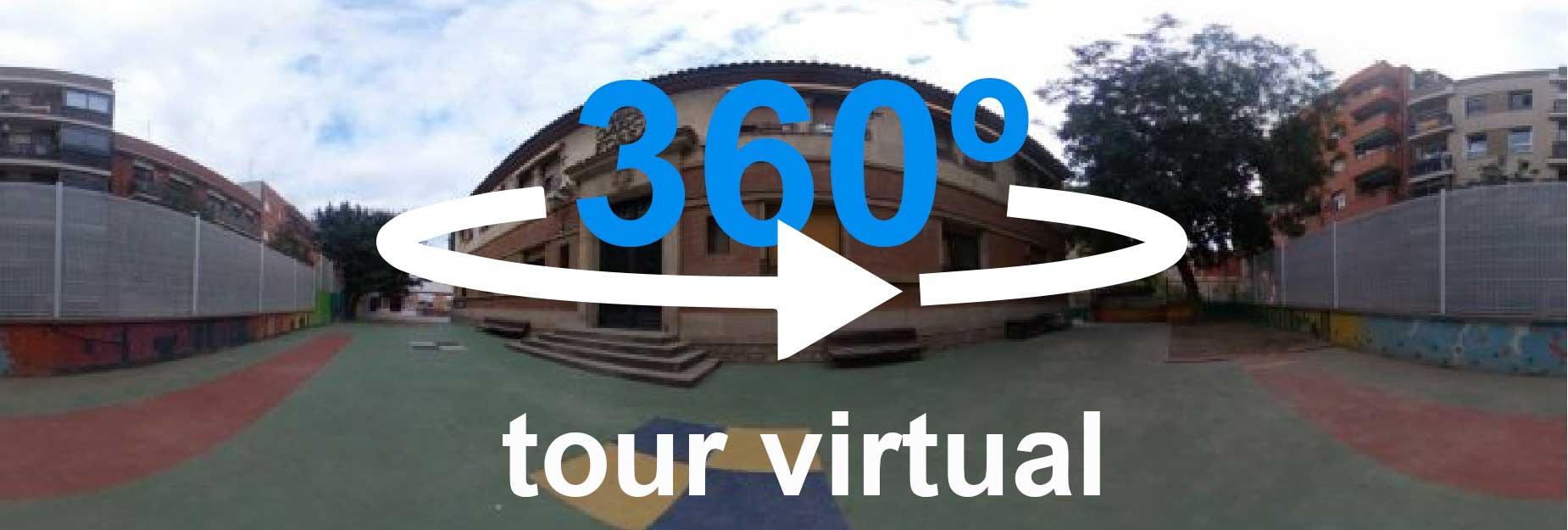 Escola proa tour-virtual